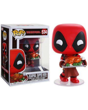 POP 534 - Deadpool Holiday