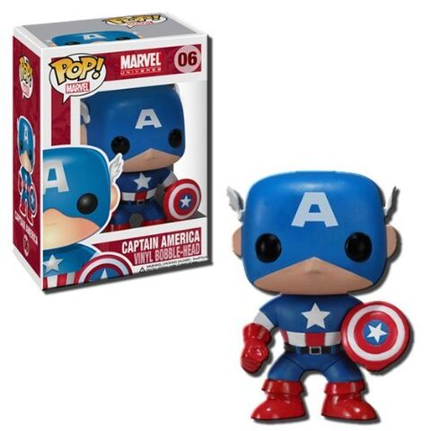 POP 06 - Captain America