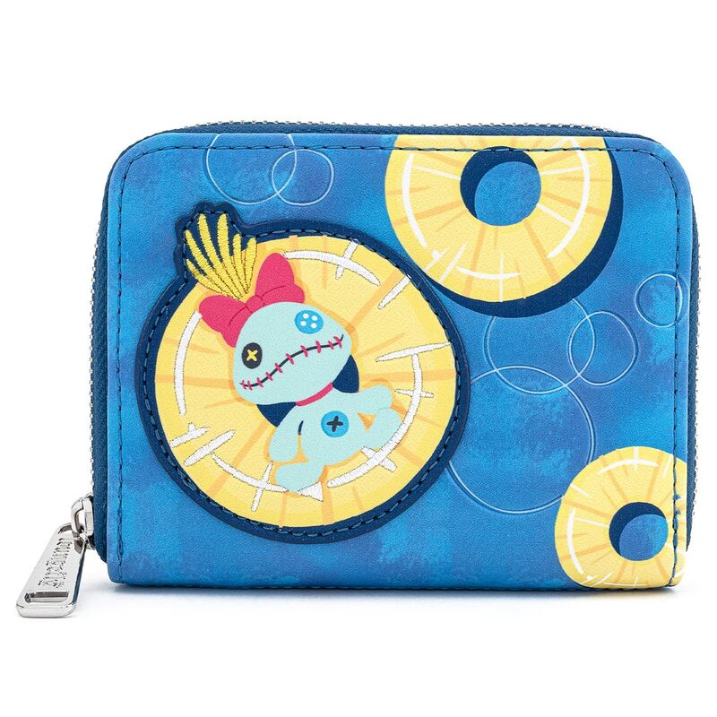 Disney - PorteFeuille Loungefly Stitch Pineapple