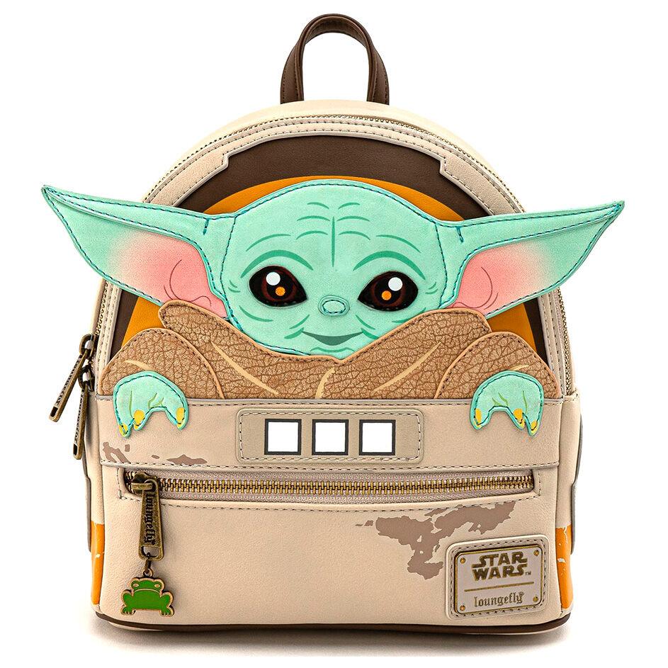 Star Wars - Sac à dos Mandalorian Yoda