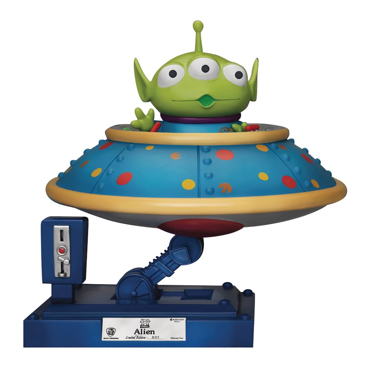 Statuette Toy Story Master Craft Alien 32 cm - Edition limitée