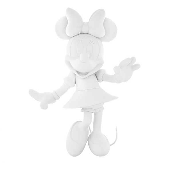 Figurine de collection - Minnie Welcome Blanche