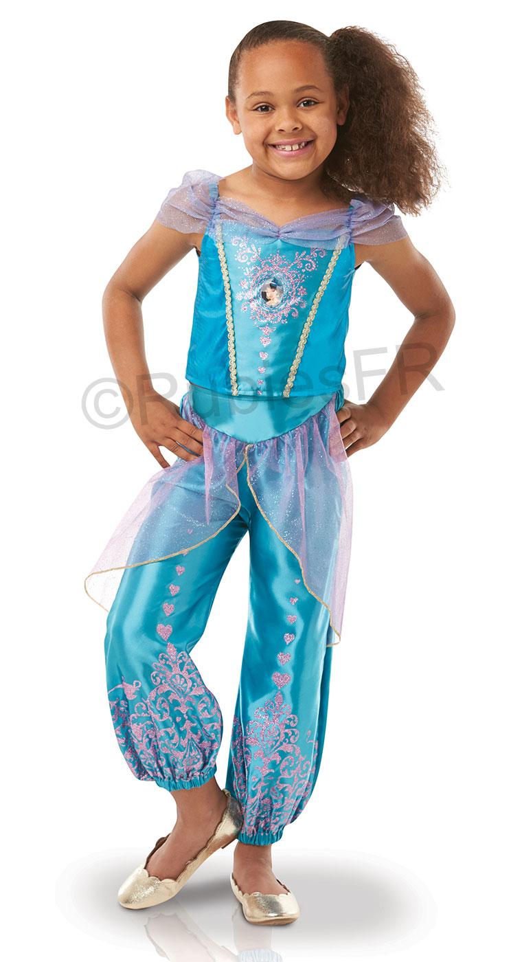 Disney - Déguisement Jasmine Princesse