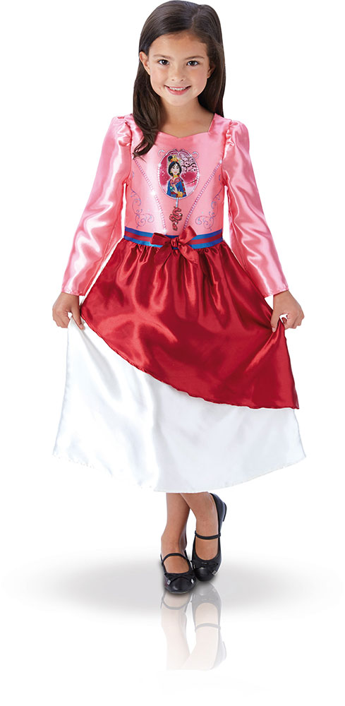 Disney - Déguisement Mulan Princesse