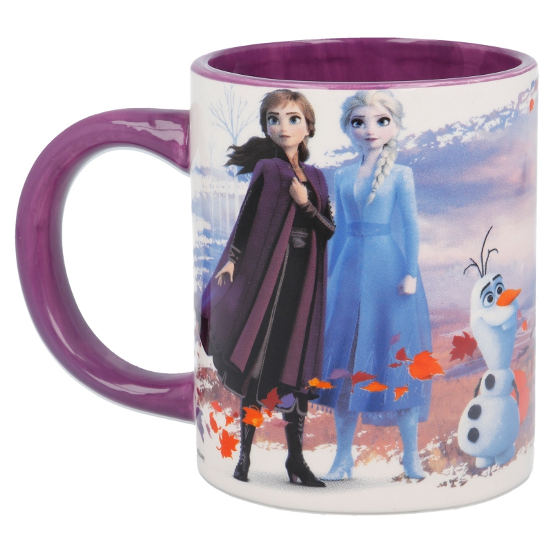 Disney - Mug Reine des neiges 3D