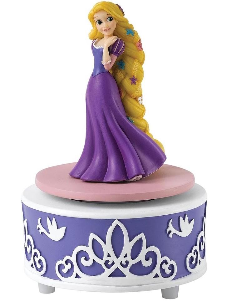 Disney Enchanting - Boite à musique Raiponce