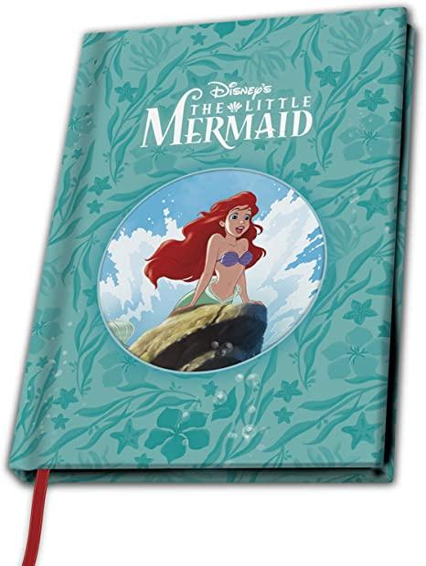 Disney - Cahier A5 Ariel