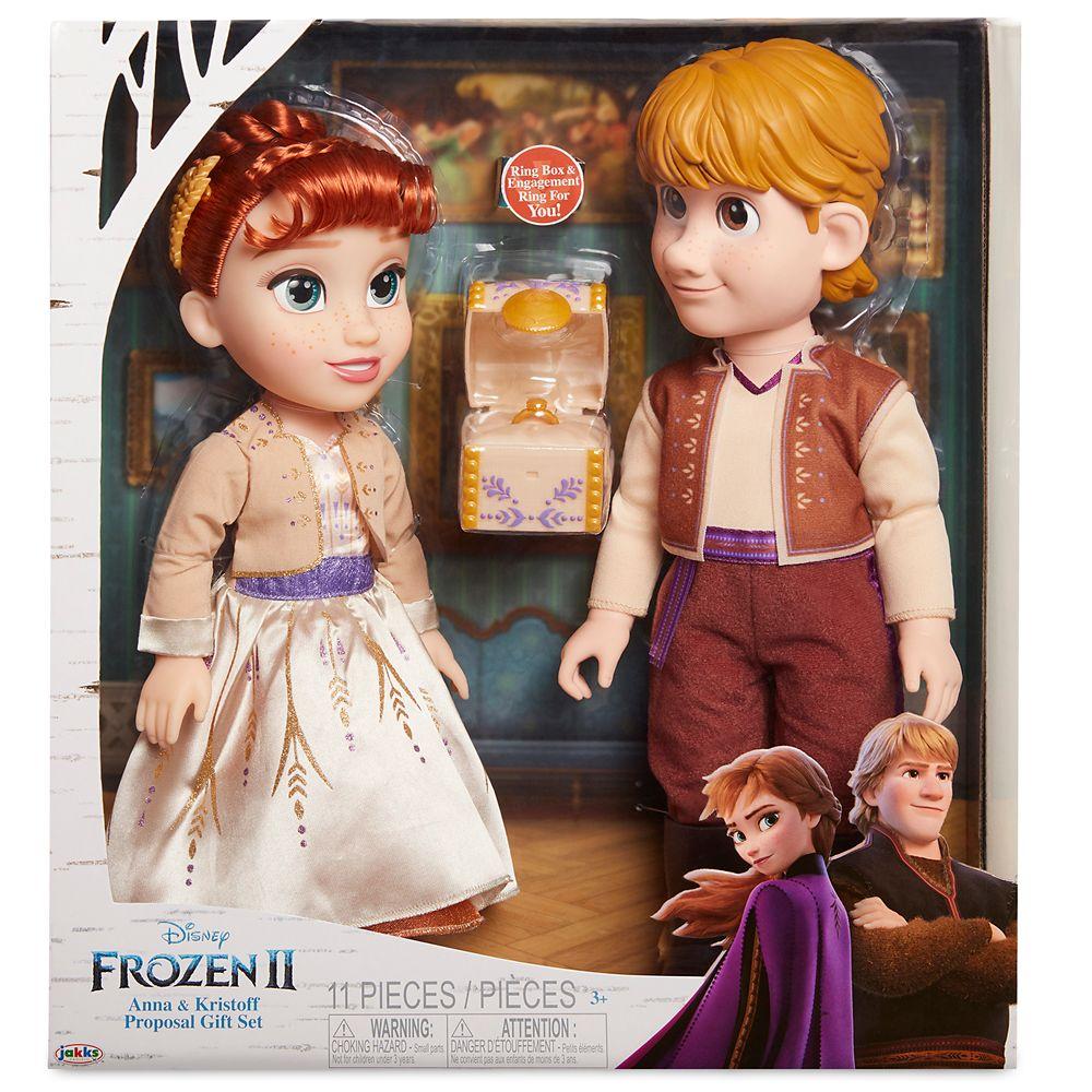Disney - Anna & Kristoff Gift Set
