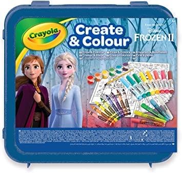 Disney - Coffret Crayola Reine des neiges