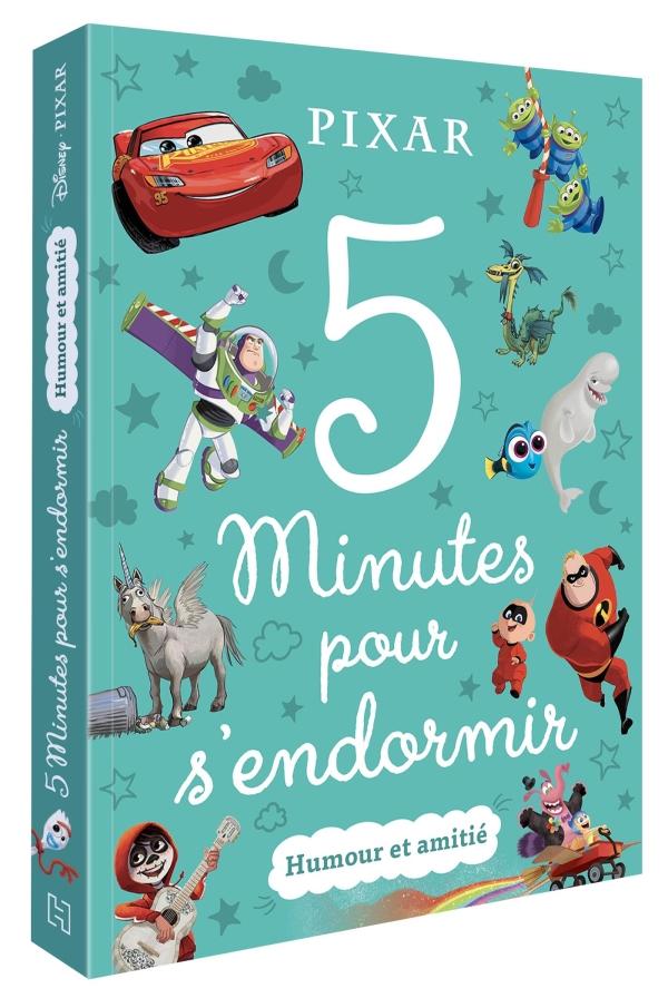5 minutes pour s\'endromir Disney Pixar