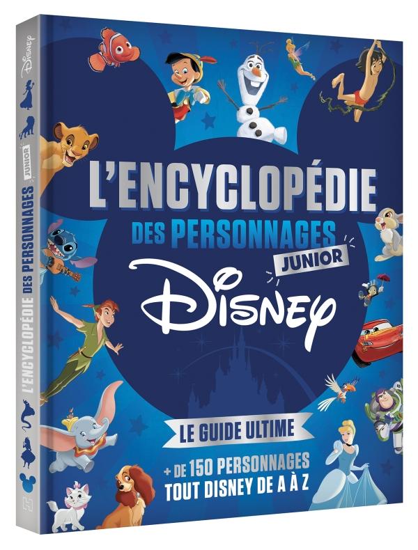 L\'encyclopédie Junior des personnages Disney
