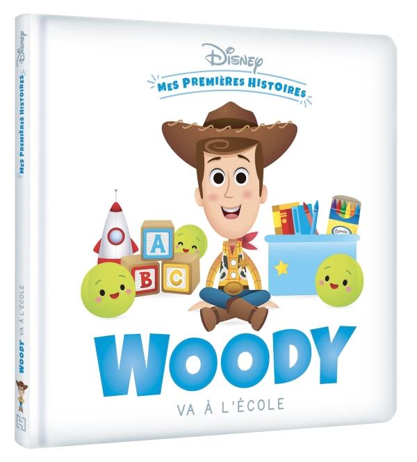 Woody va à l\'école