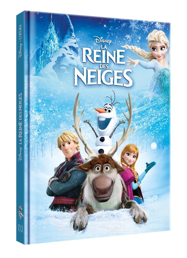 La Reine des Neiges Disney Cinéma - L\'histoire du film