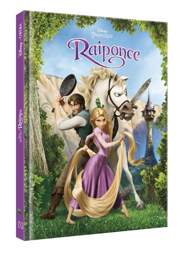 Raiponce Disney Cinéma - L\'histoire du film