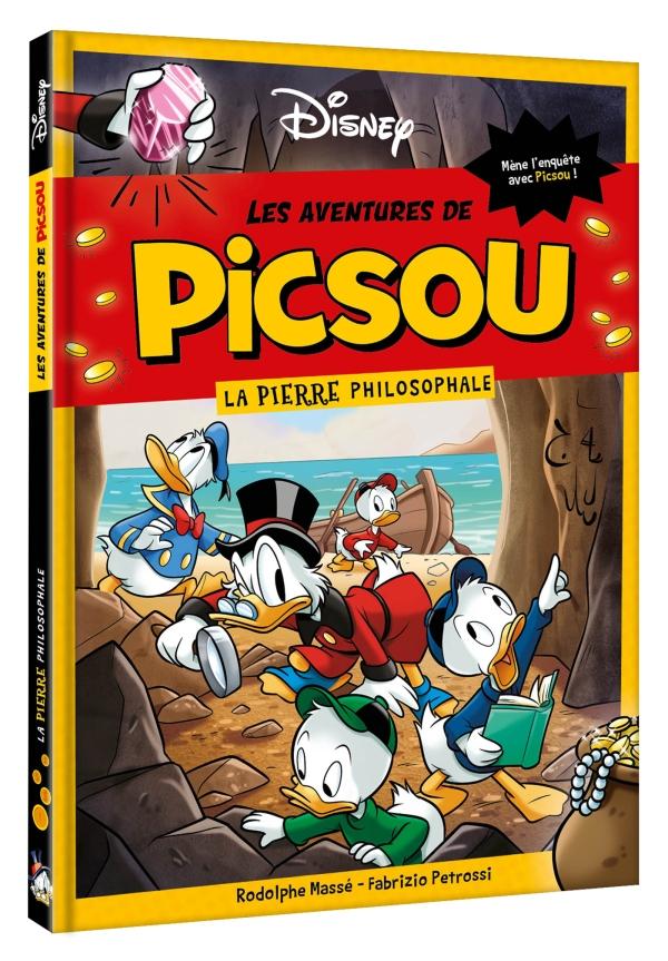 Les aventures de Picsou : La Pierre philosophale