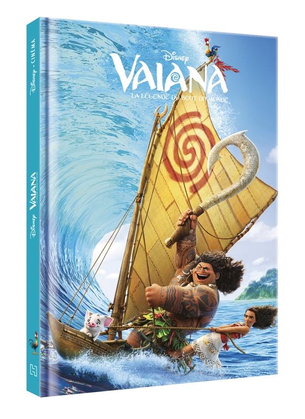 Vaiana Disney Cinéma - L\'histoire du film
