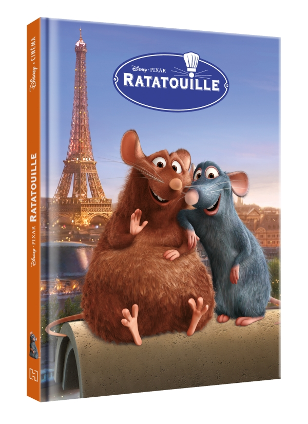Ratatouille Disney Cinéma - L\'histoire du film