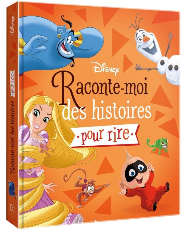 Disney Raconte moi des histoires pour rire