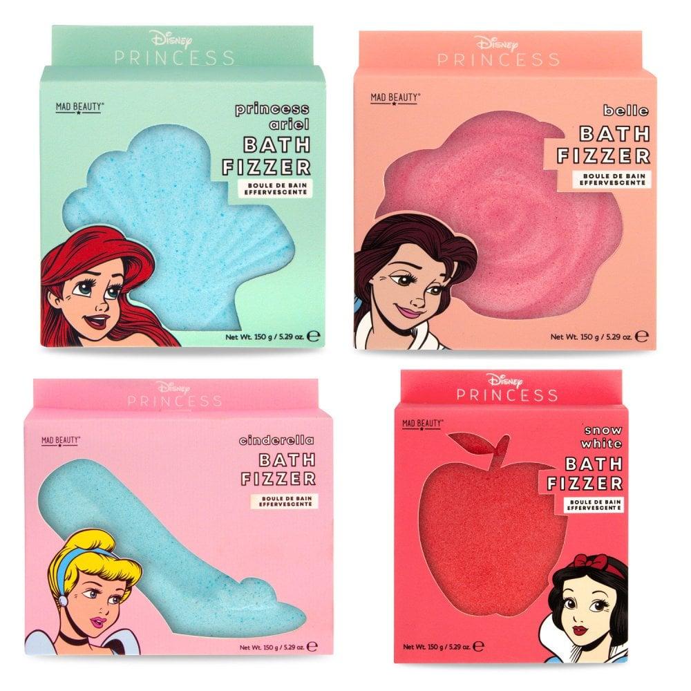 Bombe de Bain Princesses Disney