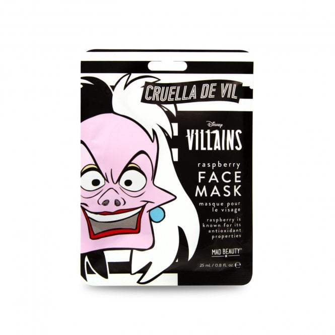 Mad Beauty - Masque Visage Cruella