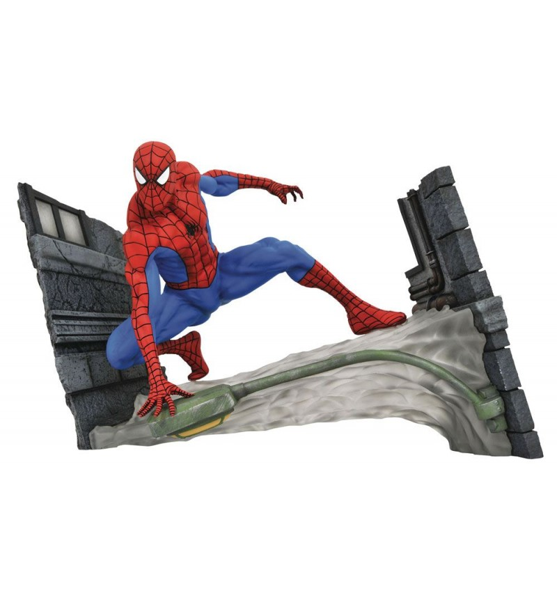 Marvel - Diorama Movie Gallery Spiderman