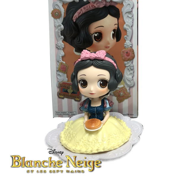 Q Posket - Blanche Neige sugirly milky color 12cm