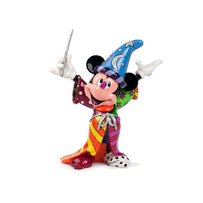 Britto - Mickey Mouse Apprenti Sorcier
