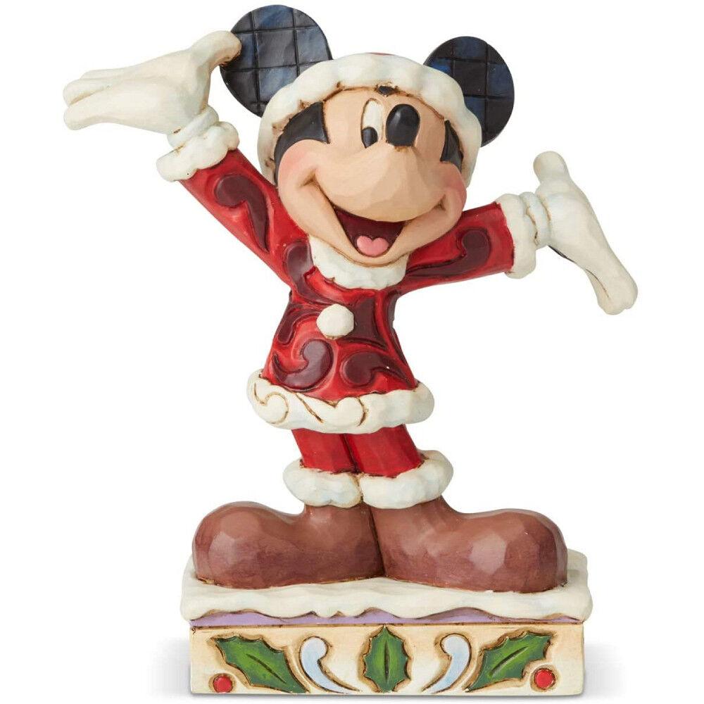 Disney Traditions - Mickey en costume de Noël