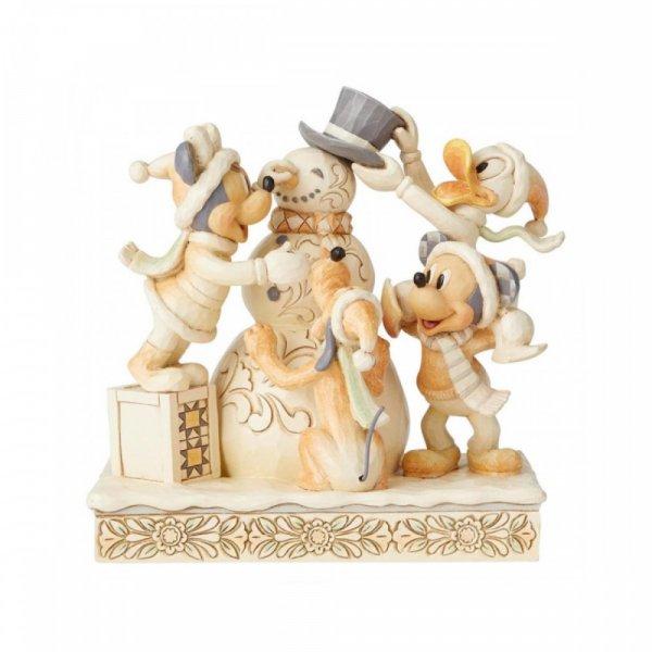 Disney Traditions - Mickey & ses amis dans la Neige