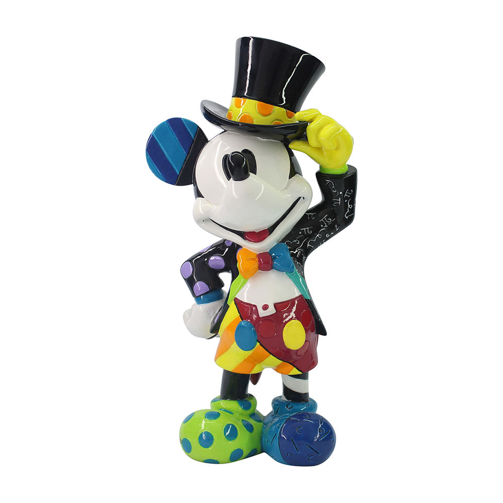 Britto - Mickey & son chapeau