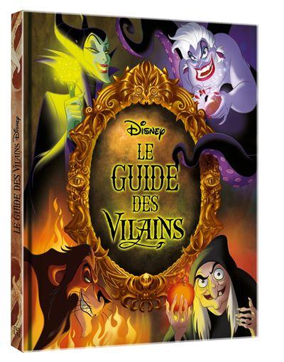 Le Guide des Villains Disney