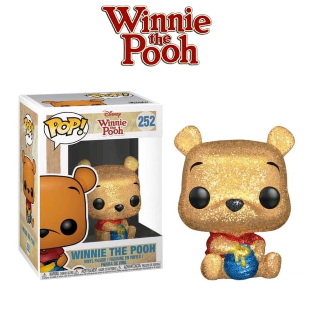 POP 252 - Winnie The Pooh Glitter Exclu