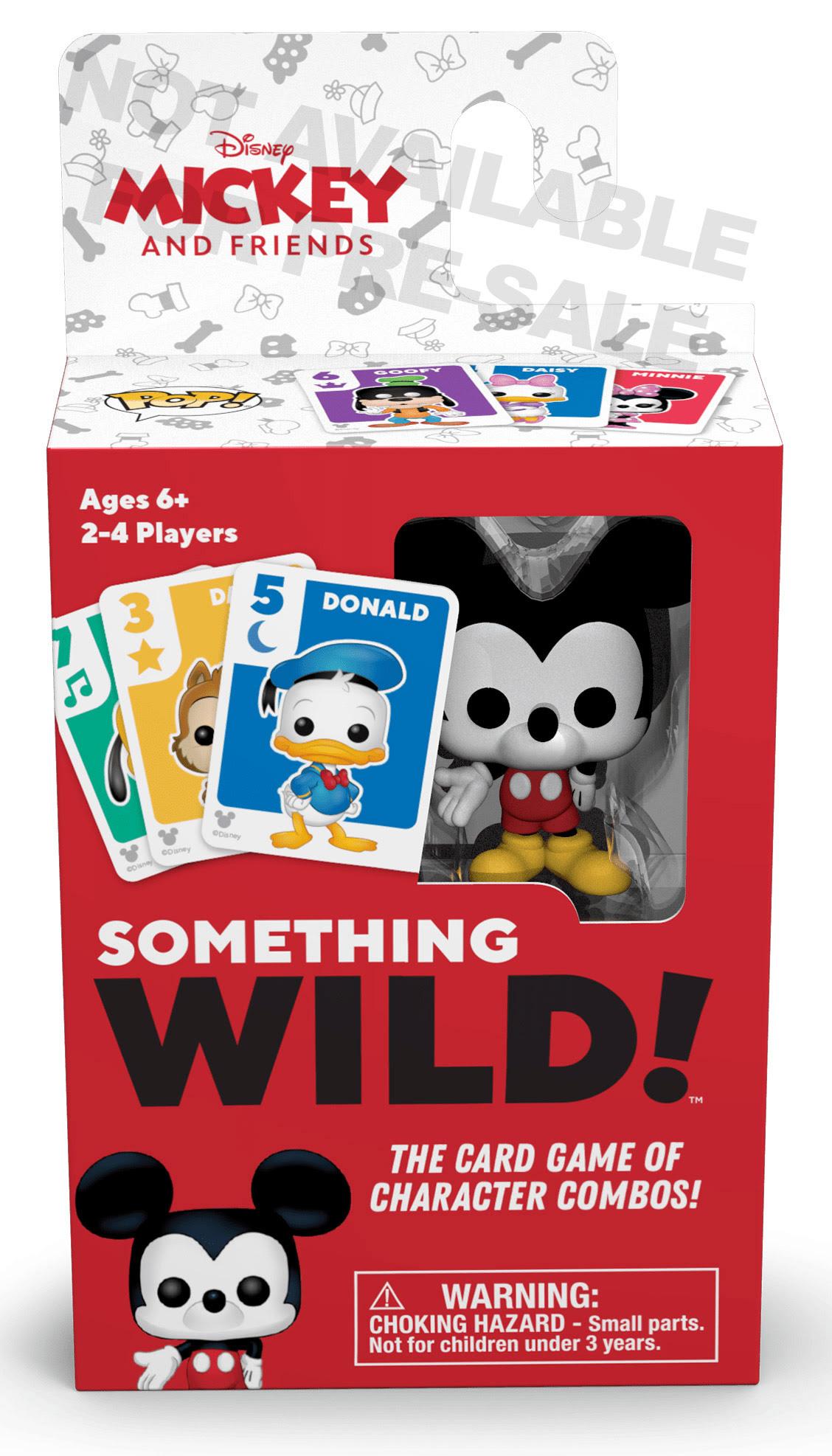 Something Wild Funko - Mickey