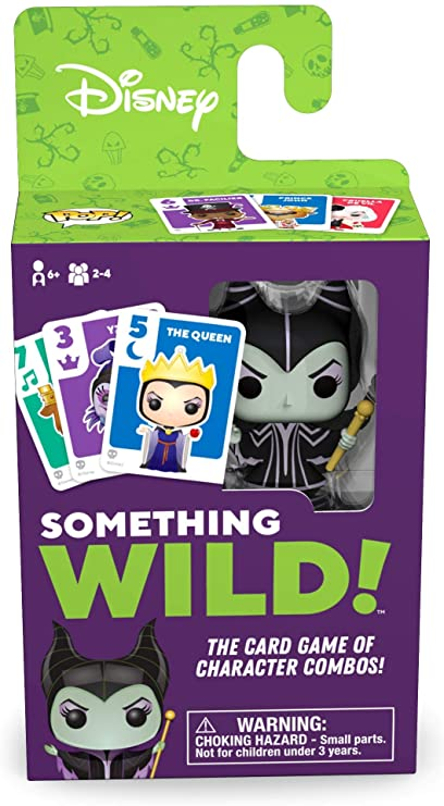 Something Wild Funko - Malefique