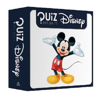 Disney - Quiz 365 jours Disney