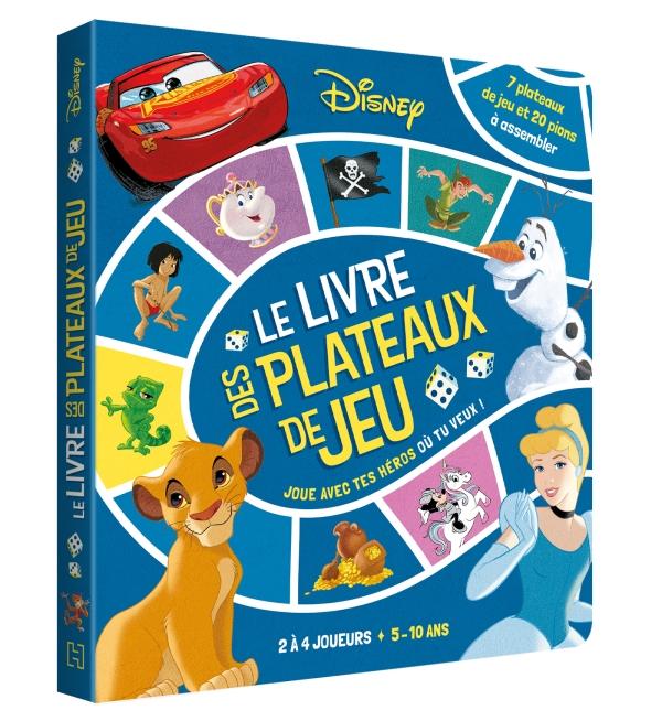 Disney - Le livre des plateaux de jeu