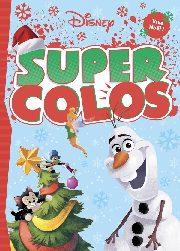 Disney - Mes coloriages de Noël