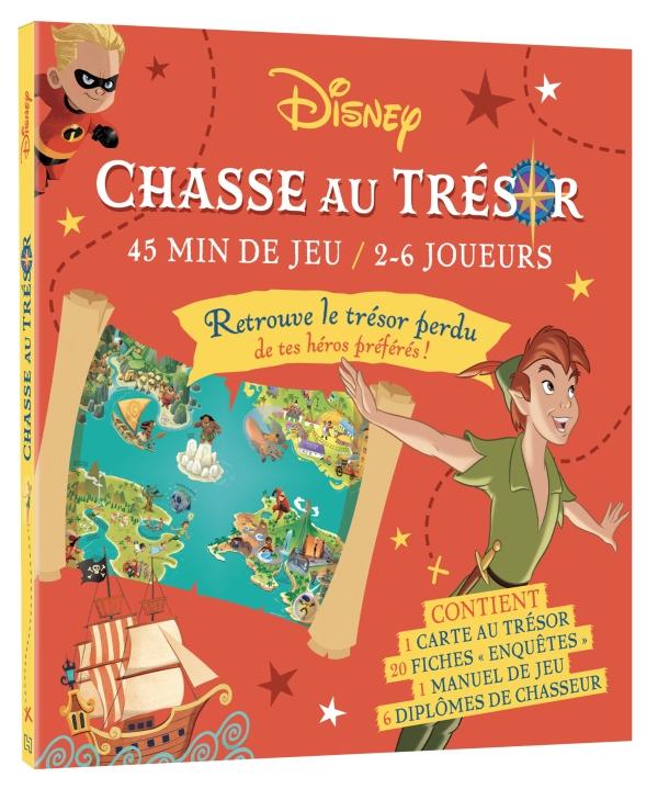 Disney - Pochette Chasse au Trésor