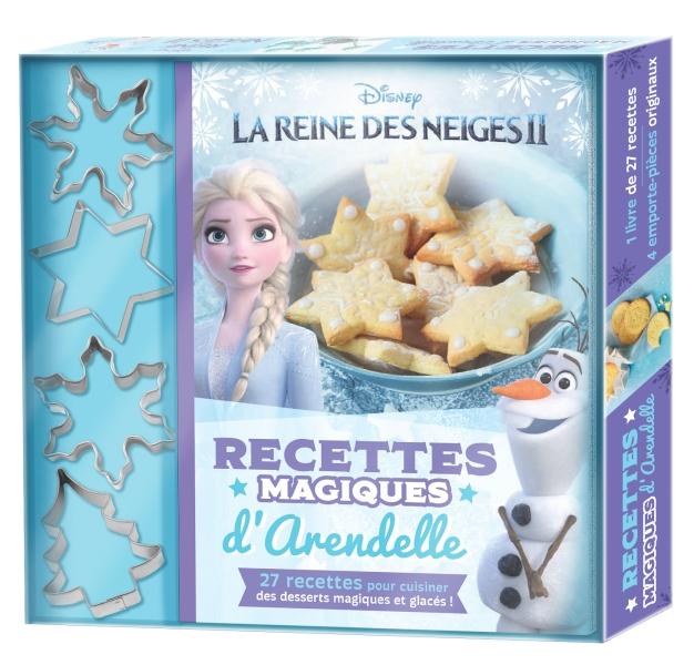 Disney - Recettes Magiques d\'Arendelle