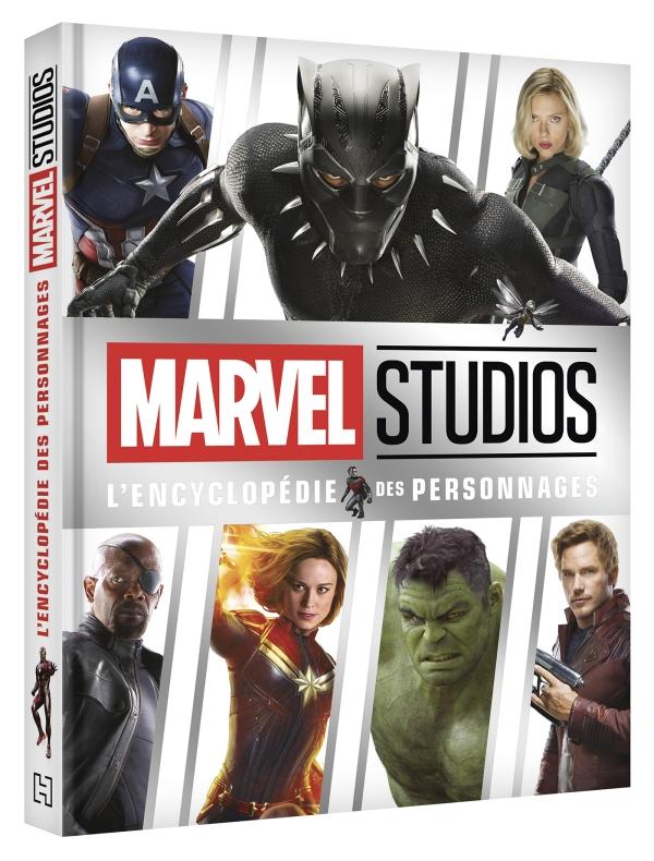 Marvel - Encyclopédie des personnages