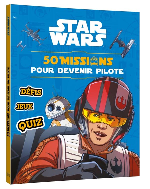 Star Wars - 50 missions à travers la galaxie