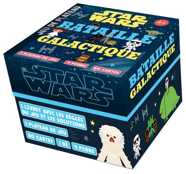 Star Wars - Jeu La Bataille Galactique