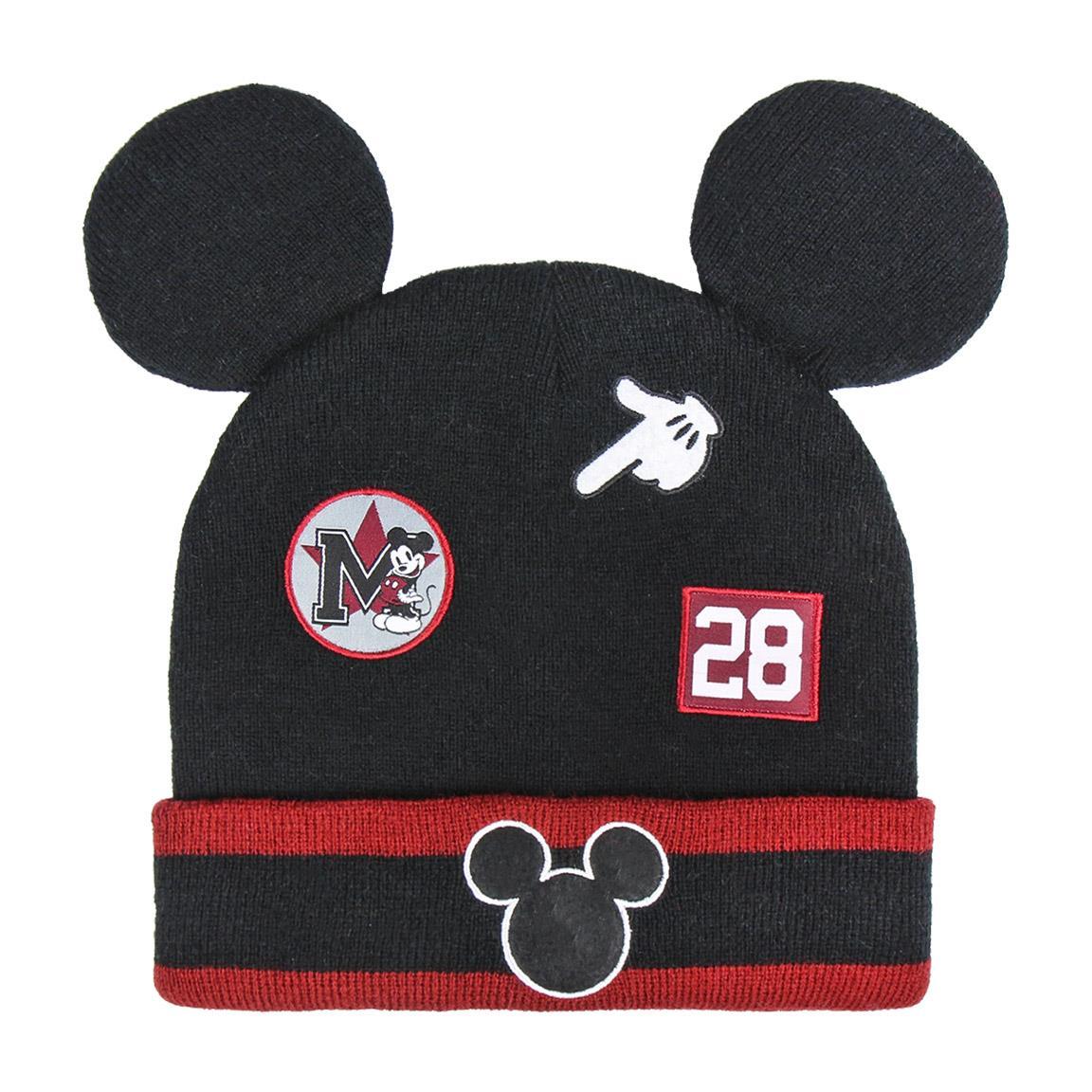 Bonnet Pompon Mickey