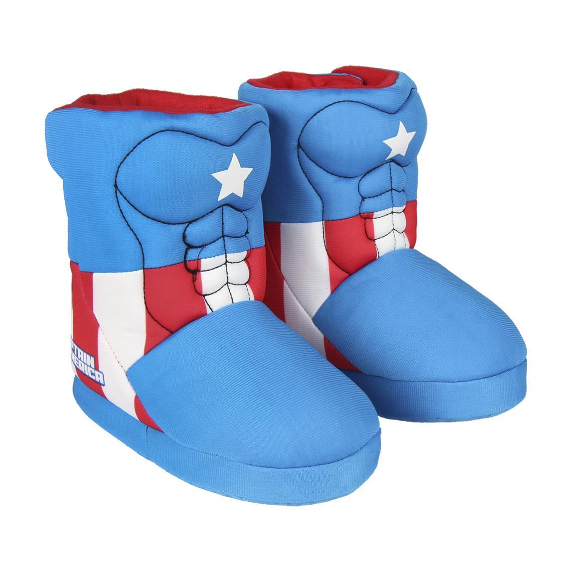 Chausson Captain America 3D