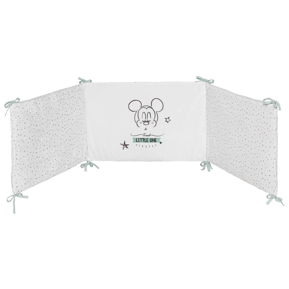 Tour de lit Mickey