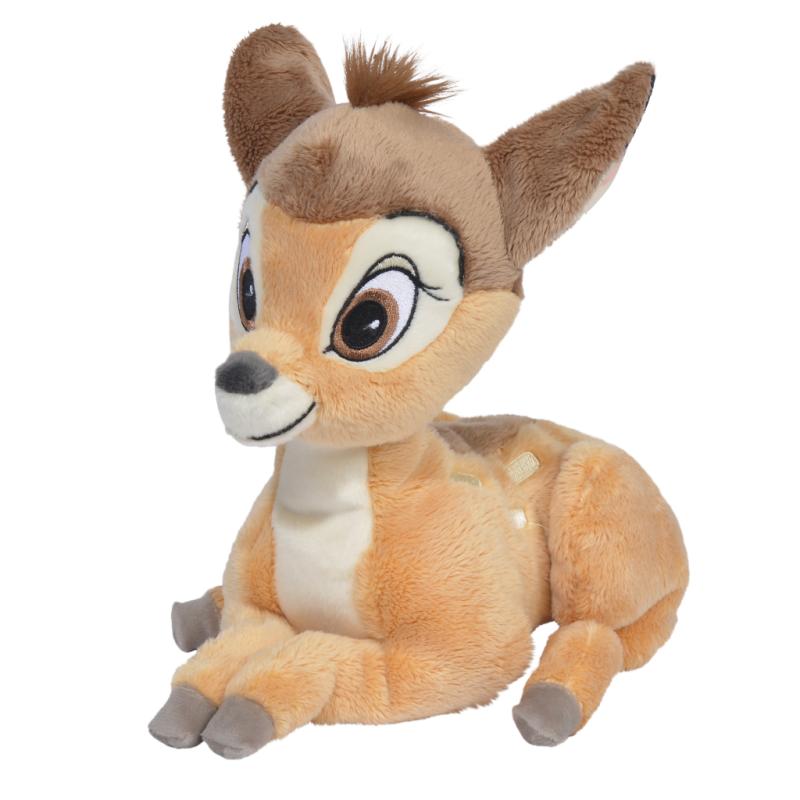 Peluche Bambi 25cm