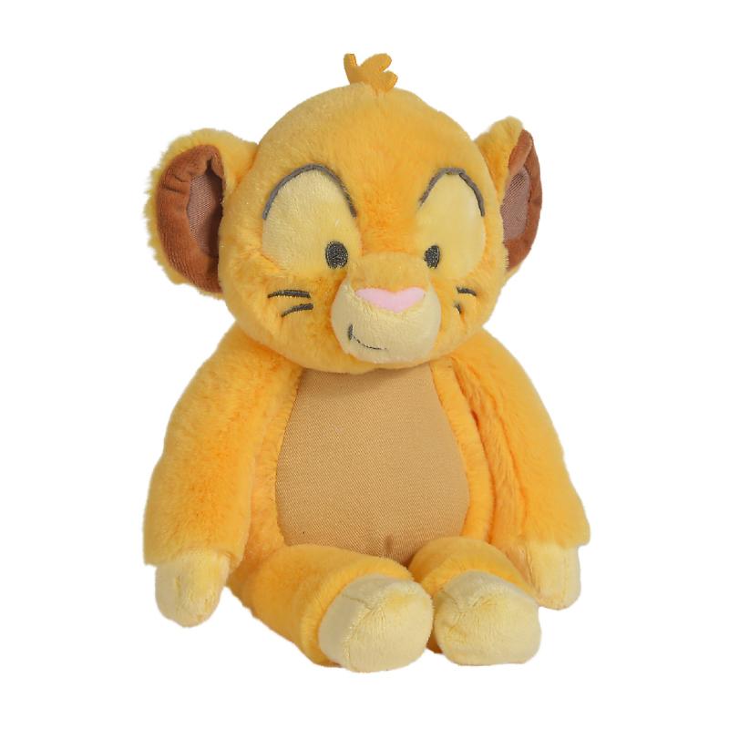 Doudou Simba stylisé 25cm