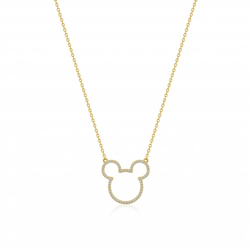 Collier Tête de Mickey