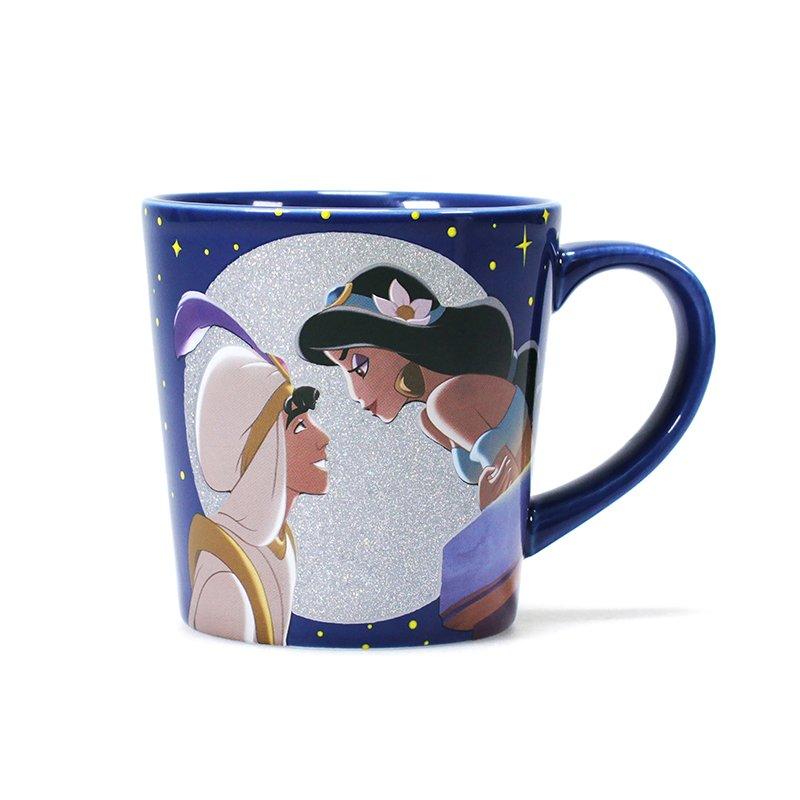 Disney - Mug Jasmine & Aladdin