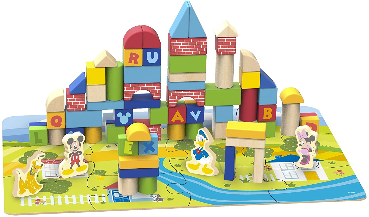 Blocs de construction Mickey & ses Amis